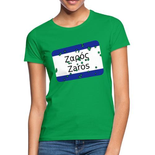 mg zaros - Frauen T-Shirt