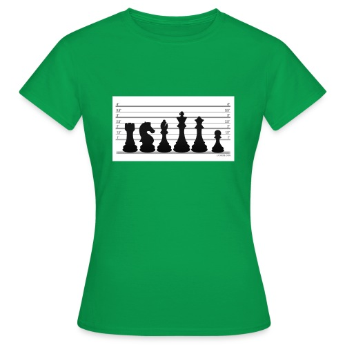 Lichess Lineup - Women's T-Shirt
