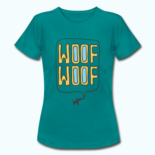 Woof Woof - Women's T-Shirt