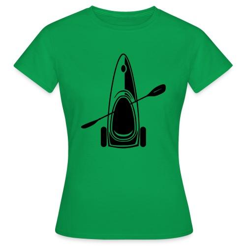 Paddelec - Frauen T-Shirt