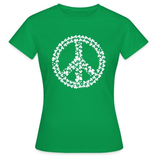 Green Peace - Women's T-Shirt