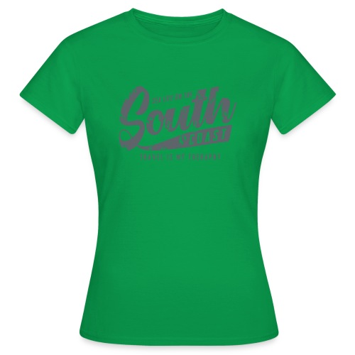 South Coast Sea surf clothes and gifts GP1305B - Naisten t-paita
