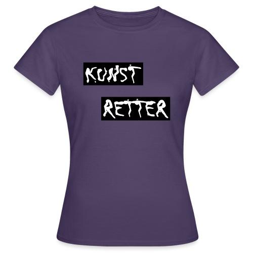 Kunstretter 20.1 - Frauen T-Shirt