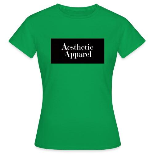 GYM BLACK WHITE - Frauen T-Shirt