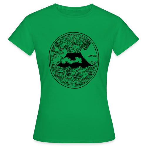 volcano 32829 1280 - T-shirt Femme