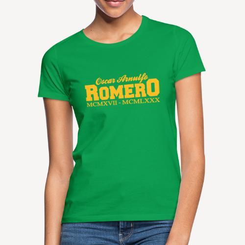 ROMERO - Women's T-Shirt