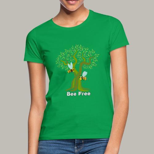 Bee Free - T-shirt Femme