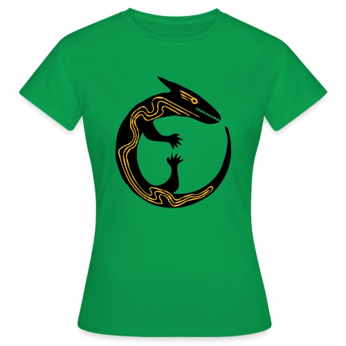 lizard - Maglietta da donna