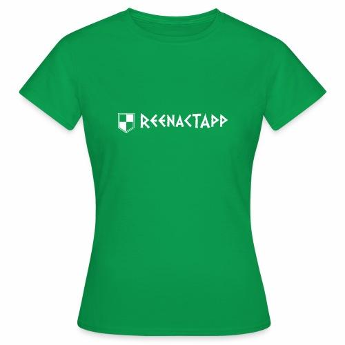 ReenactApp - Camiseta mujer