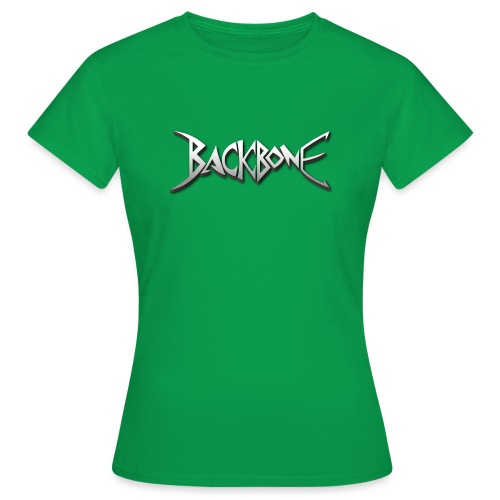 Backbone Logo - Vrouwen T-shirt