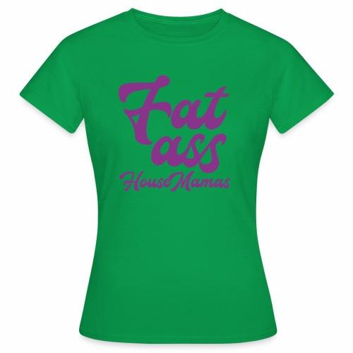 fatasspurple - Naisten t-paita