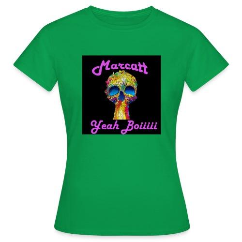 Marcatt - Yeah Boiiiiii - Women's T-Shirt