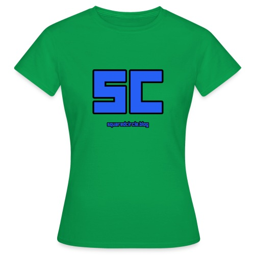 SquaredCircle Logo - Women's T-Shirt