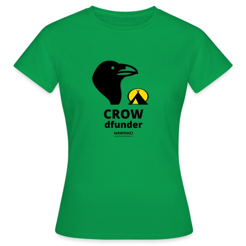 CROWdfunder2020 - Frauen T-Shirt