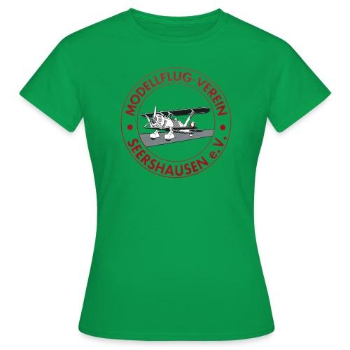 Modellflug-Verein Seershausen e.V. - Frauen T-Shirt