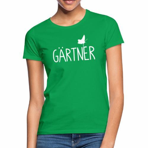 Gärtner - Frauen T-Shirt