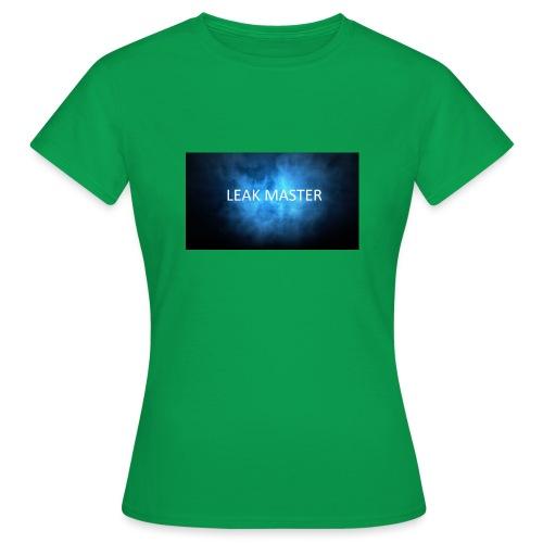 leak master - Women's T-Shirt