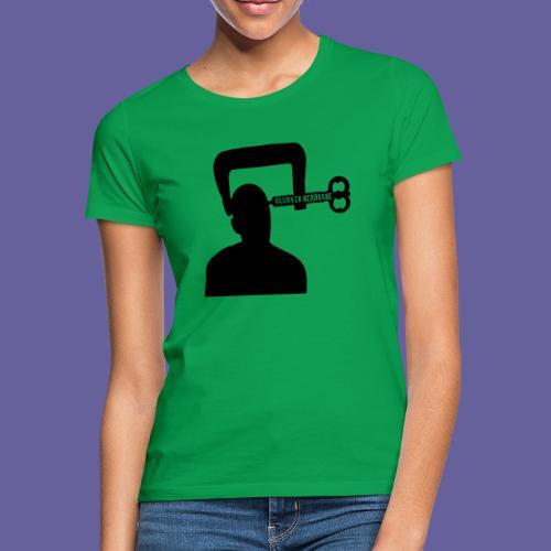 Mal de tête en grappe dans un étau - T-shirt Femme