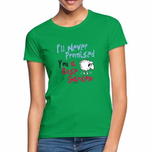 Hauskat Lammas paidat, tekstiilit- lahjatuotteet - Naisten t-paita