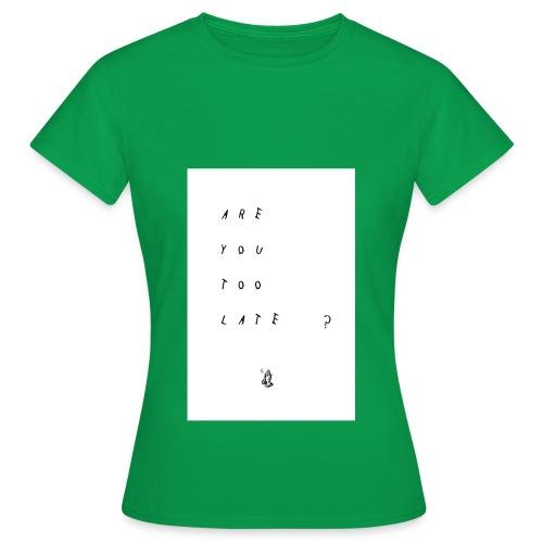 AYTLBIG png - Women's T-Shirt