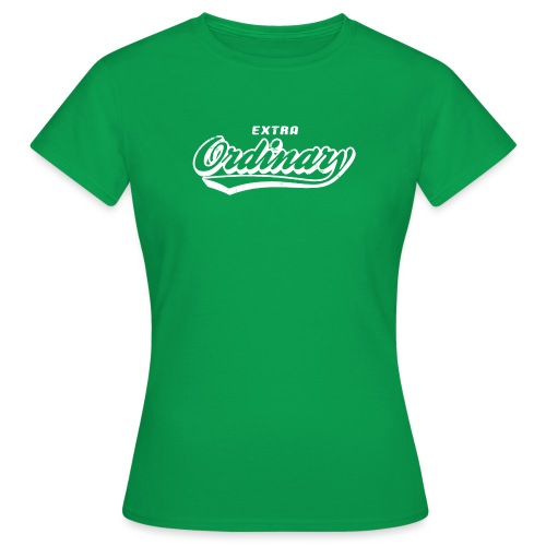 Extra Ordinary - T-shirt dam