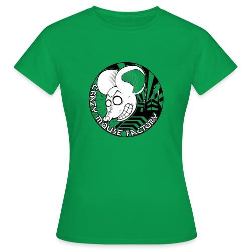 crazy t-shirt 2 - T-shirt Femme