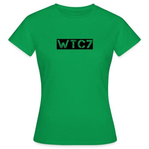 WTC7 - Frauen T-Shirt