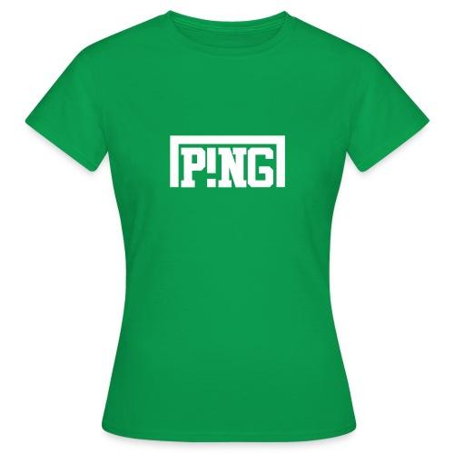ping2 - Vrouwen T-shirt