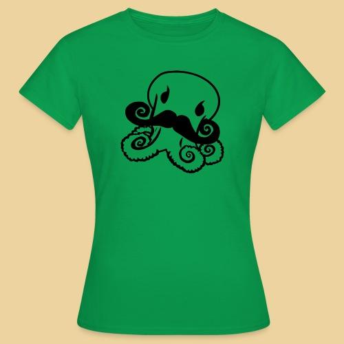 Gentle Octo - Frauen T-Shirt