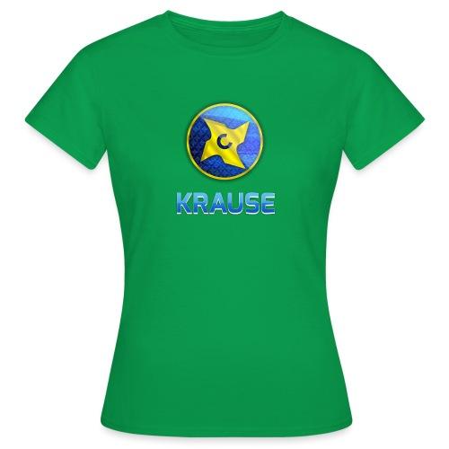 Krause shirt - Dame-T-shirt