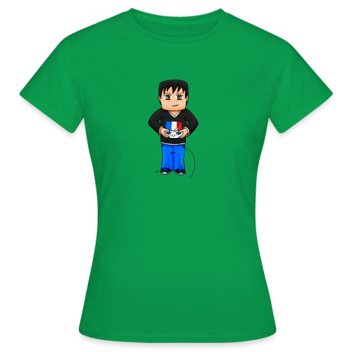 MaximeGaming - T-shirt Femme