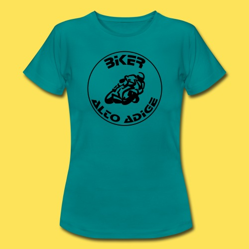 BikerAltoAdige circle logo Jacket - Maglietta da donna