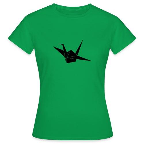 Crane bird - Vrouwen T-shirt