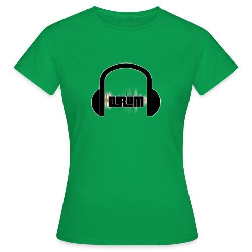 sound dirum - Frauen T-Shirt