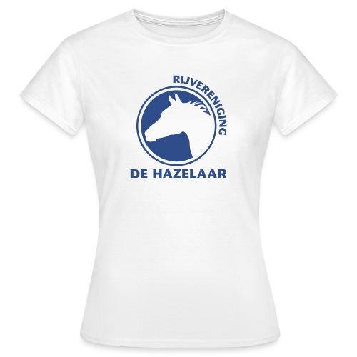 LgHazelaarPantoneReflexBl - Vrouwen T-shirt