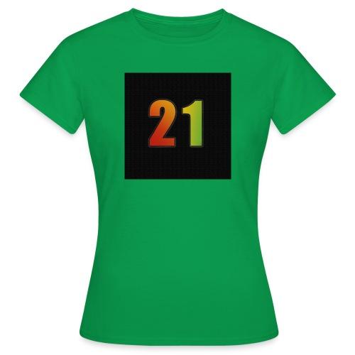 21 Hoody - Frauen T-Shirt