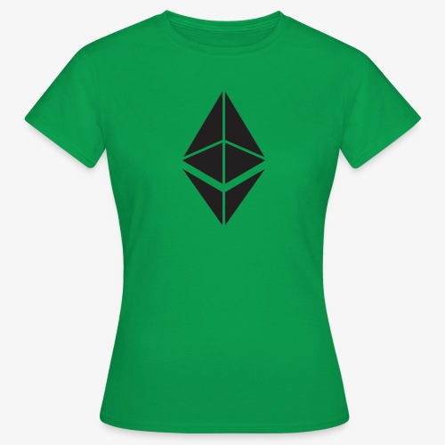 Ethereum Crypto Currency - Women's T-Shirt