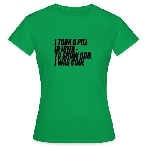 Gudcool trans - Frauen T-Shirt