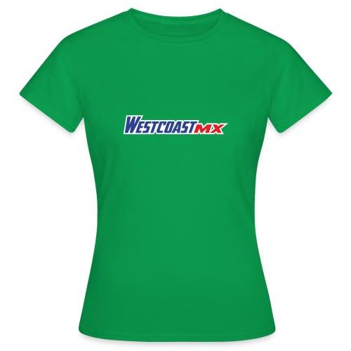 Westcoastmx - Dame-T-shirt
