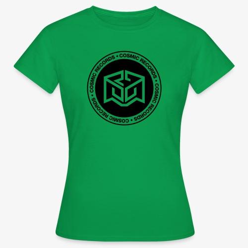 logo tshirt - T-shirt Femme