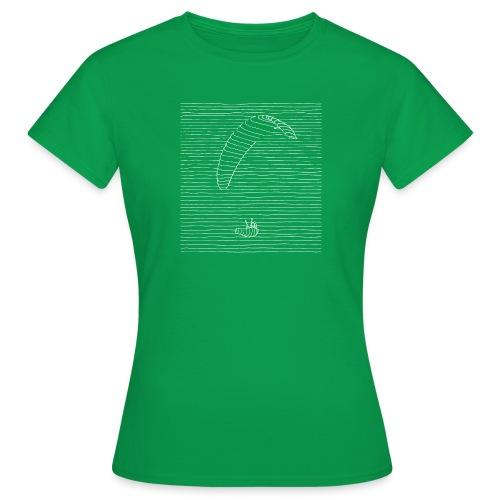 Paraglider - Frauen T-Shirt
