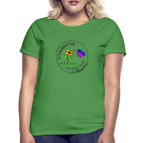 Kollektion - Blume - Frauen T-Shirt