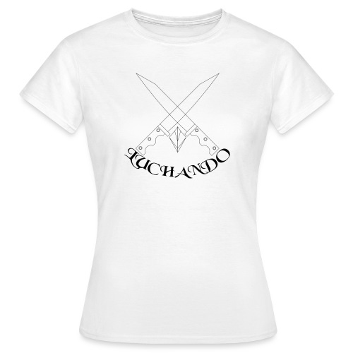 design 1 - Dame-T-shirt