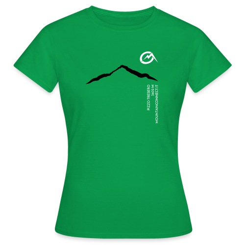 Pizzo Tresero - MountainConnect - Maglietta da donna