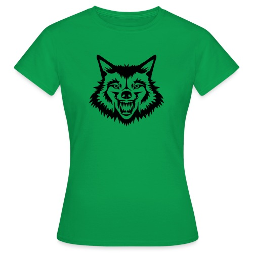 Tribal Wolf - Frauen T-Shirt
