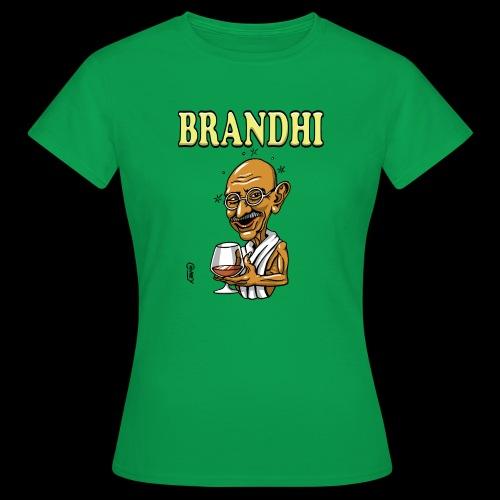 Brandhi - Women's T-Shirt