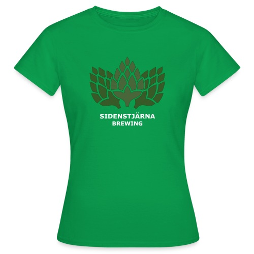 Logotyp Ljus - T-shirt dam