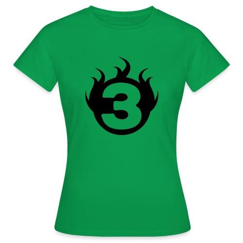 shoulder logoc - T-shirt Femme
