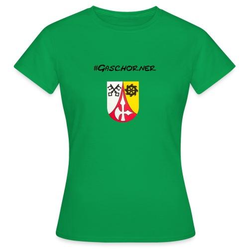Gaschorner - Frauen T-Shirt