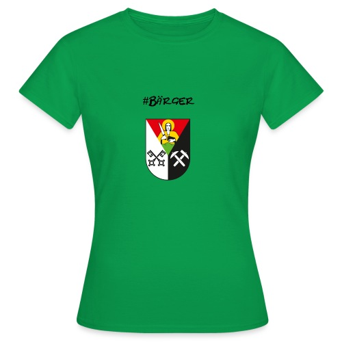 Bärger - Frauen T-Shirt